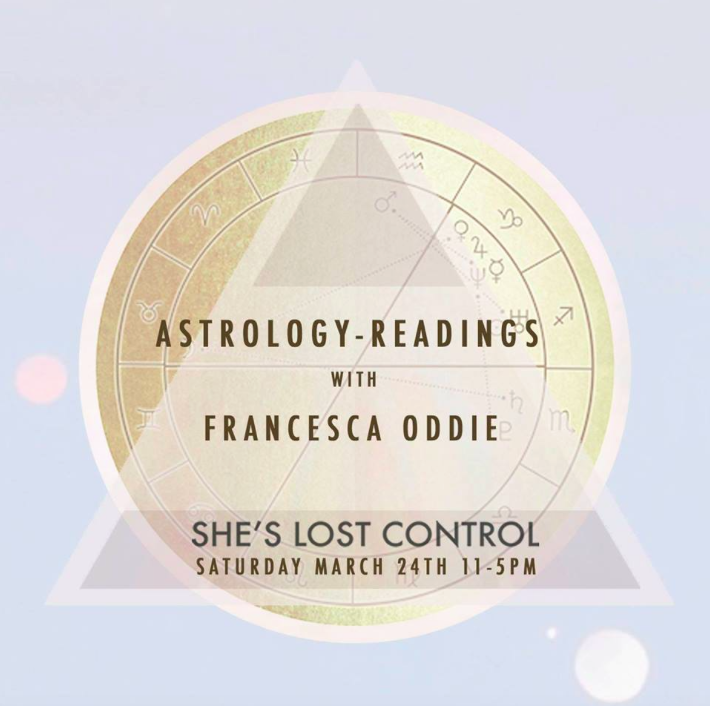 She's Lost Control – Live Readings